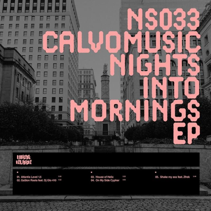 Nights Into Mornings EP