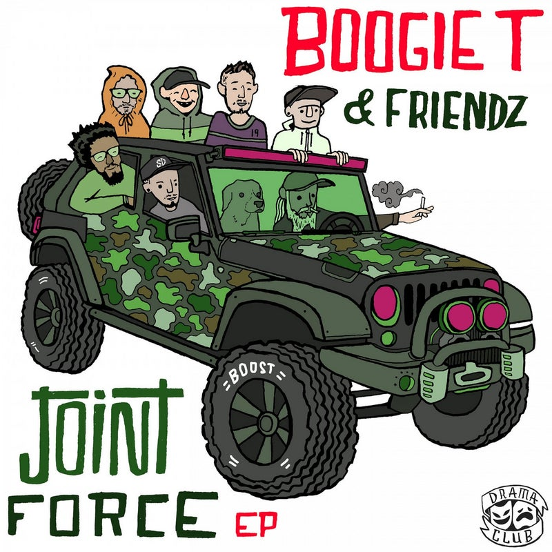 Joint Force EP