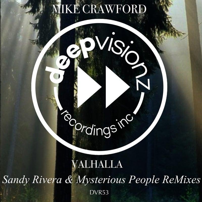 VALHALLA - Sandy Rivera & Mysterious People Remixes