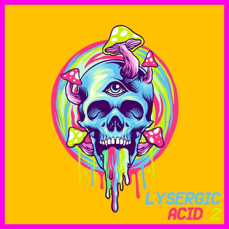 Lysergic Acid 2