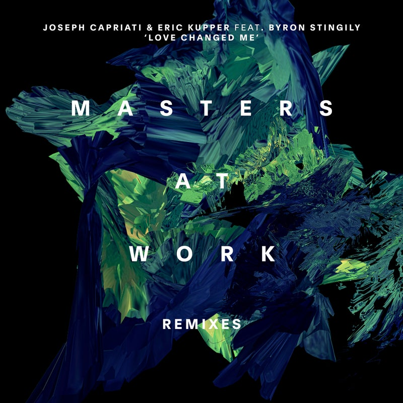 Love Changed Me (Masters At Work Remixes)