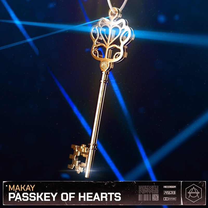 Passkey Of Hearts - Extended Mix