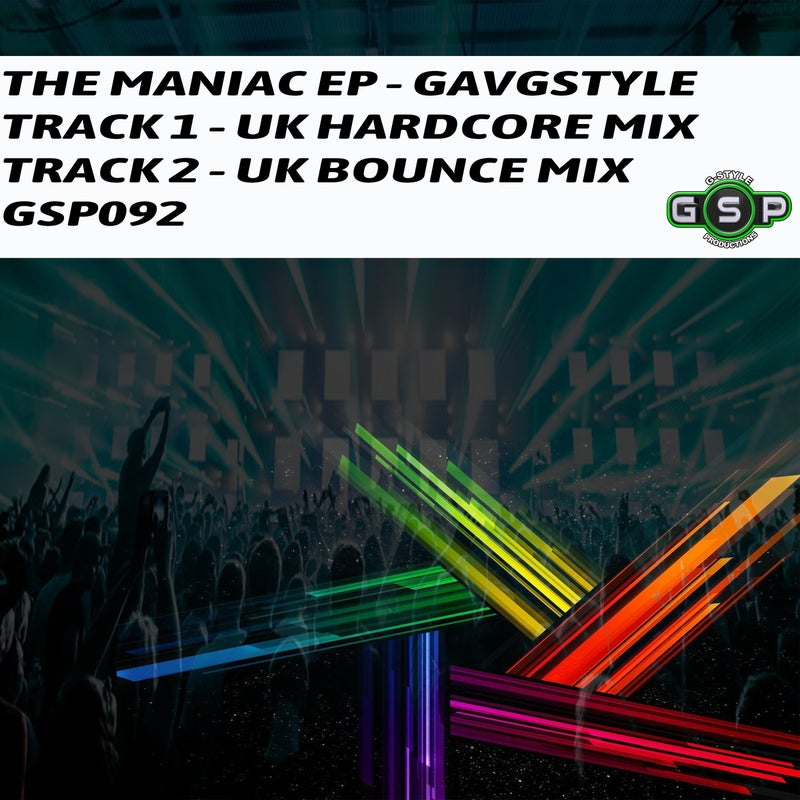 The Maniac EP