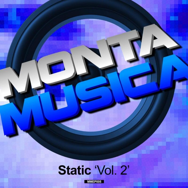 Monta Musica presents: Static Vol. 2