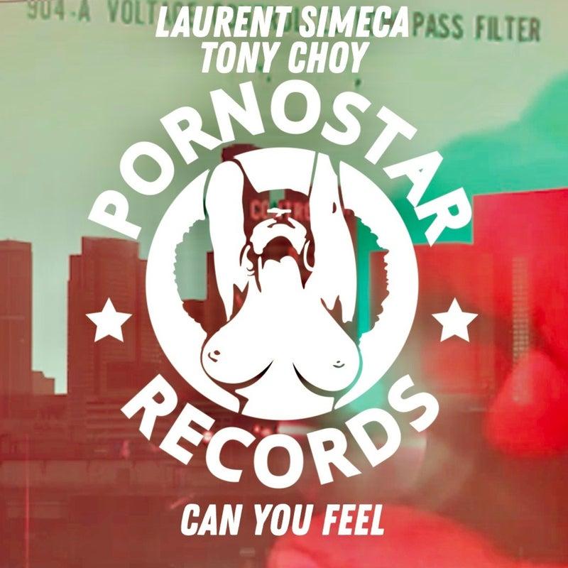 Laurent Simeca, Tony Choy - Can You Feel