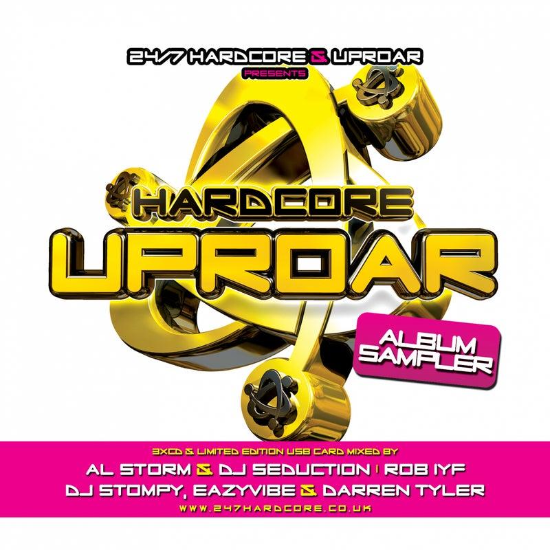 Hardcore Uproar - Album Sampler 2