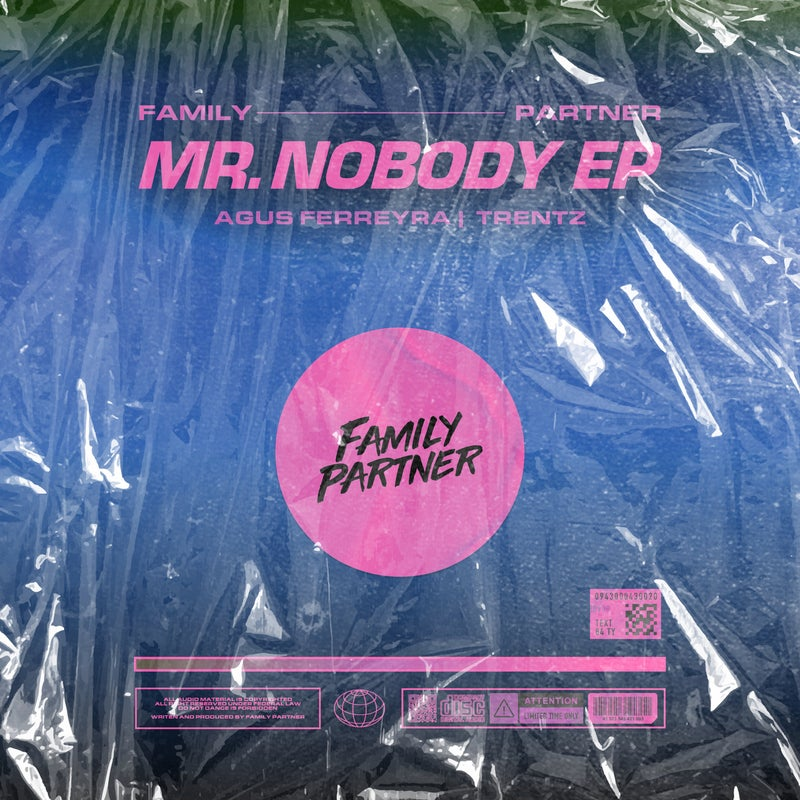 Mr. Nobody EP