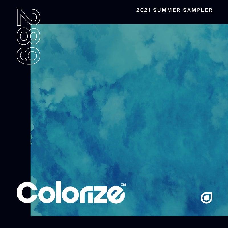 Colorize 2021 Summer Sampler