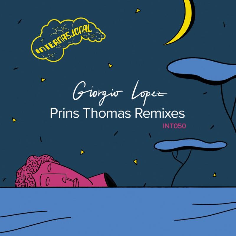 Prins Thomas Remixes