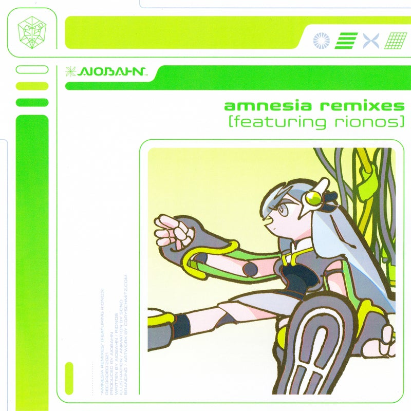 amnesia - Remixes