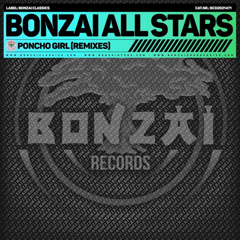 Poncho Girl - Remixes