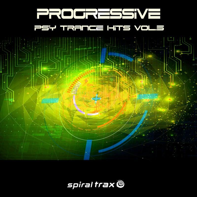 Progressive Psy Trance Hits, Vol. 5
