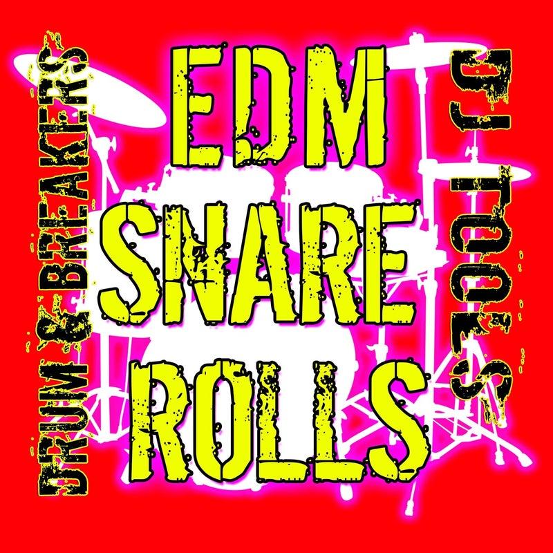 EDM Snare Rolls (DJ Tools)