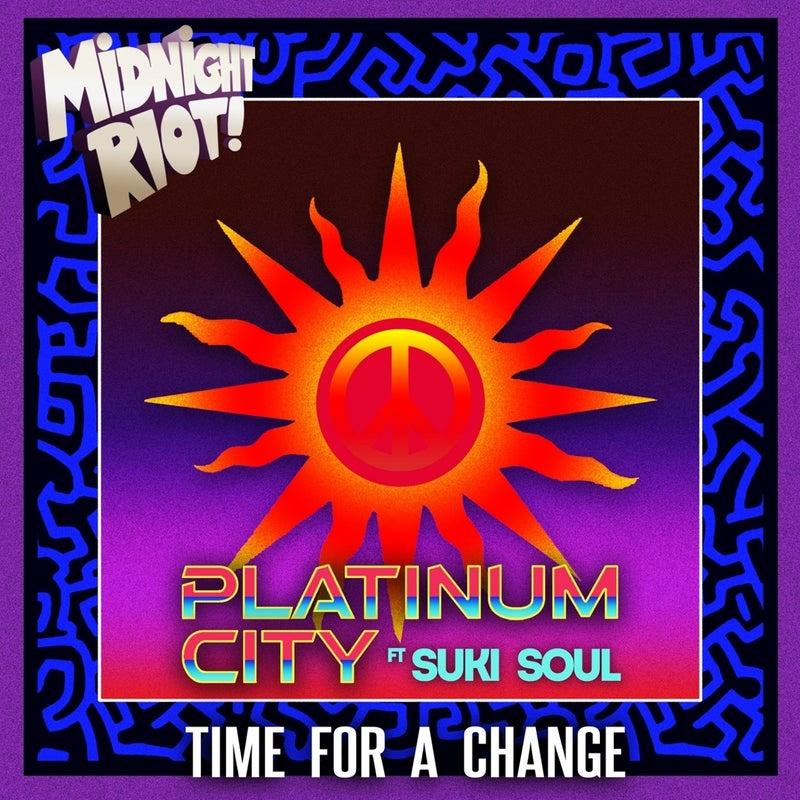 Time for a Change (feat. Suki Soul)