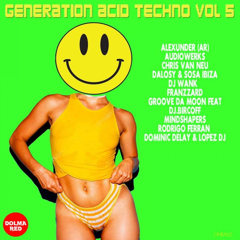 GENERATION ACID TECHNO 5