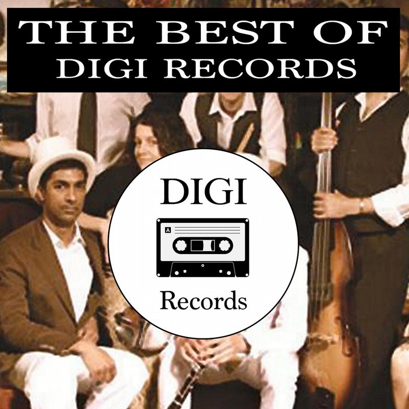 THE BEST OF DIGI RECORDS (Mad 4 house)