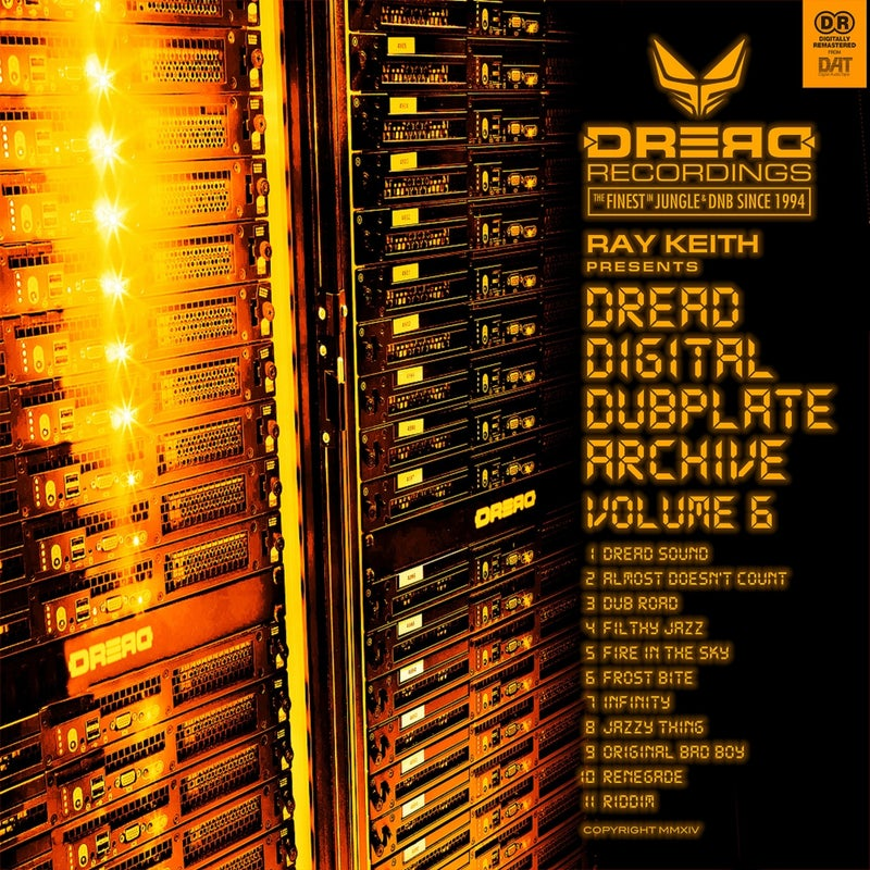 Dread Digital Dubplate Archive, Vol. 6