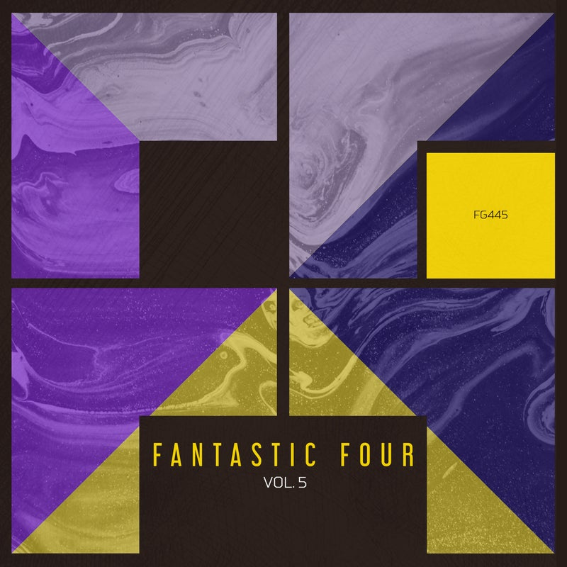 Fantastic Four, Vol. 5
