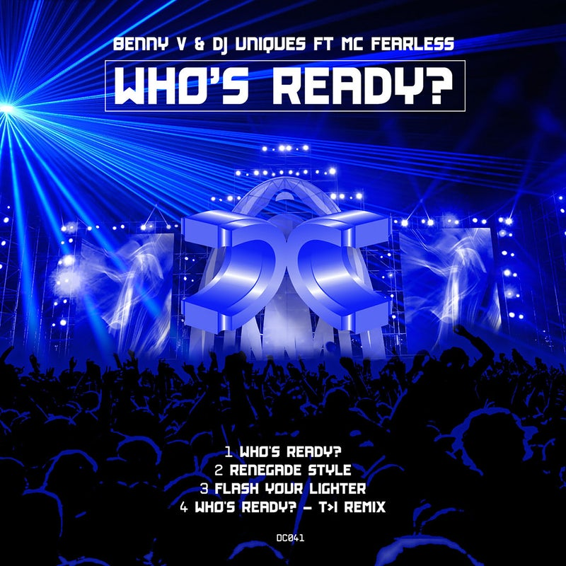 Who's Ready? (feat. MC Fearless)