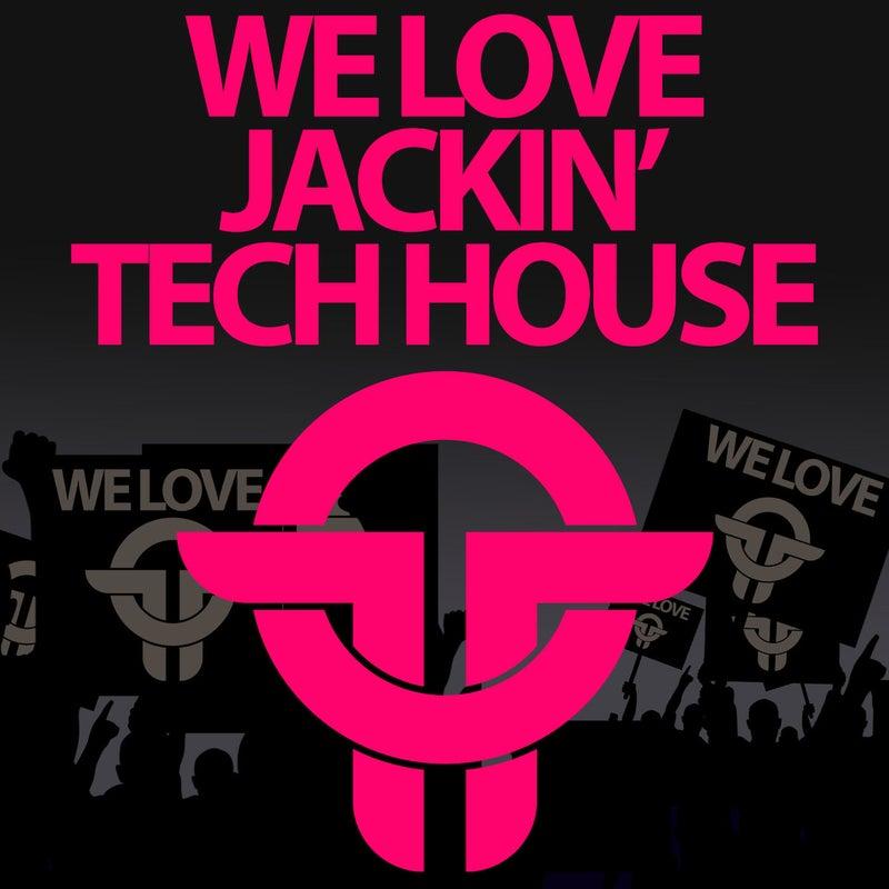Twists Of Time We Love Jackin' Tech House