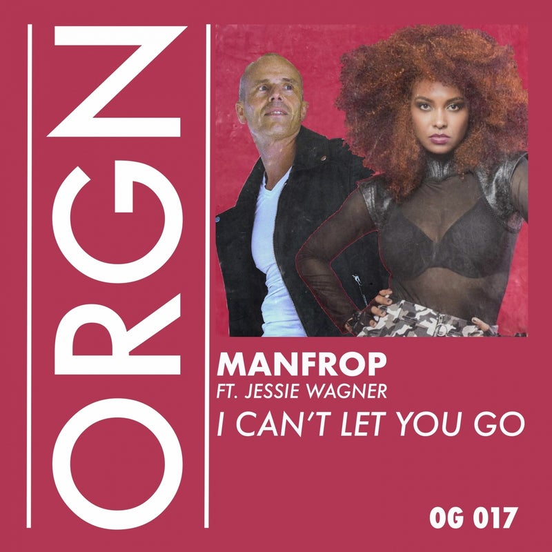 I Can't Let You Go (feat. Jessie Wagner)