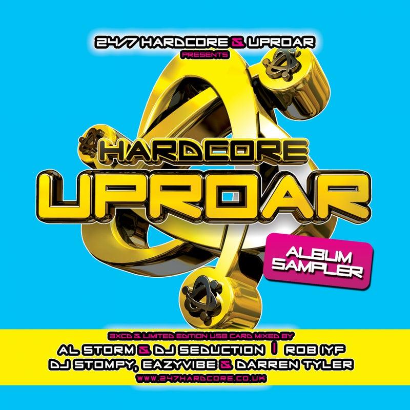 Hardcore Uproar - Album Sampler 3