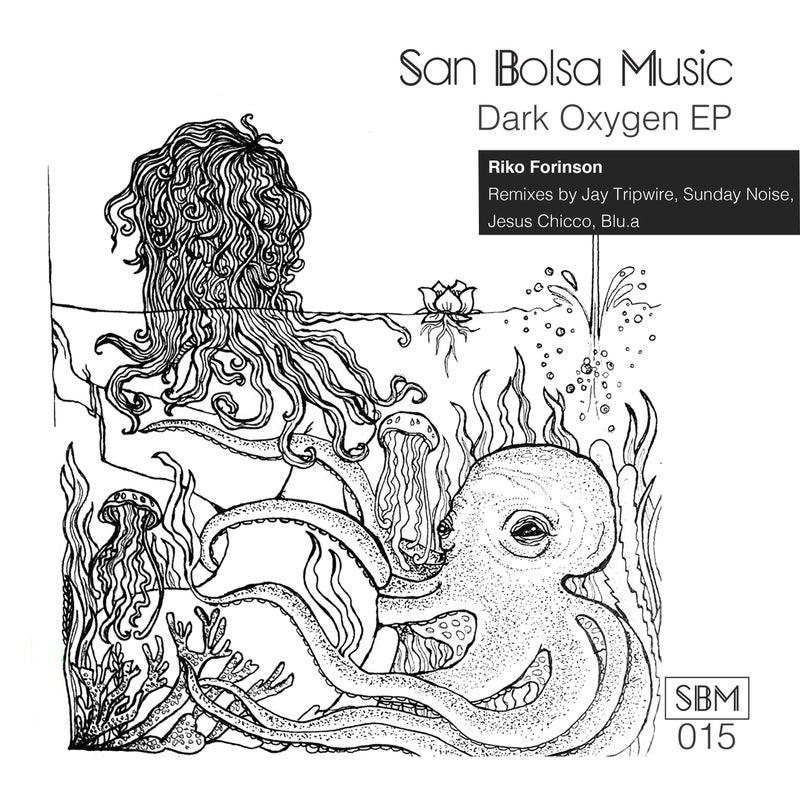 Dark Oxygen EP