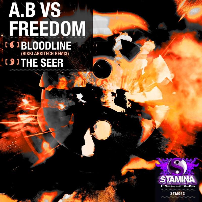 Bloodline (Rikki Arkitech Remix) / The Seer