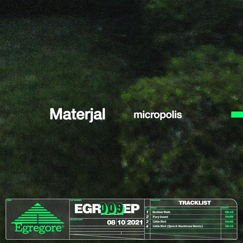 Micropolis - EP