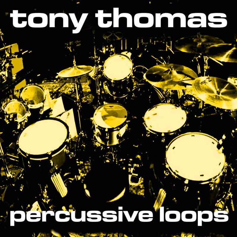 Percussive Loops Vol 10