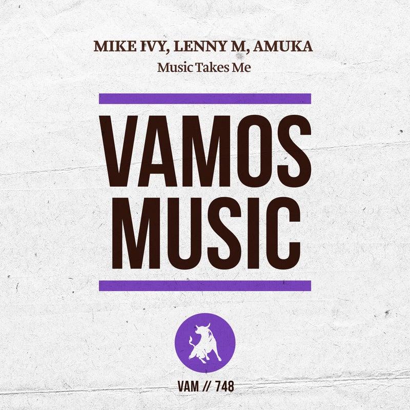 Music Takes Me