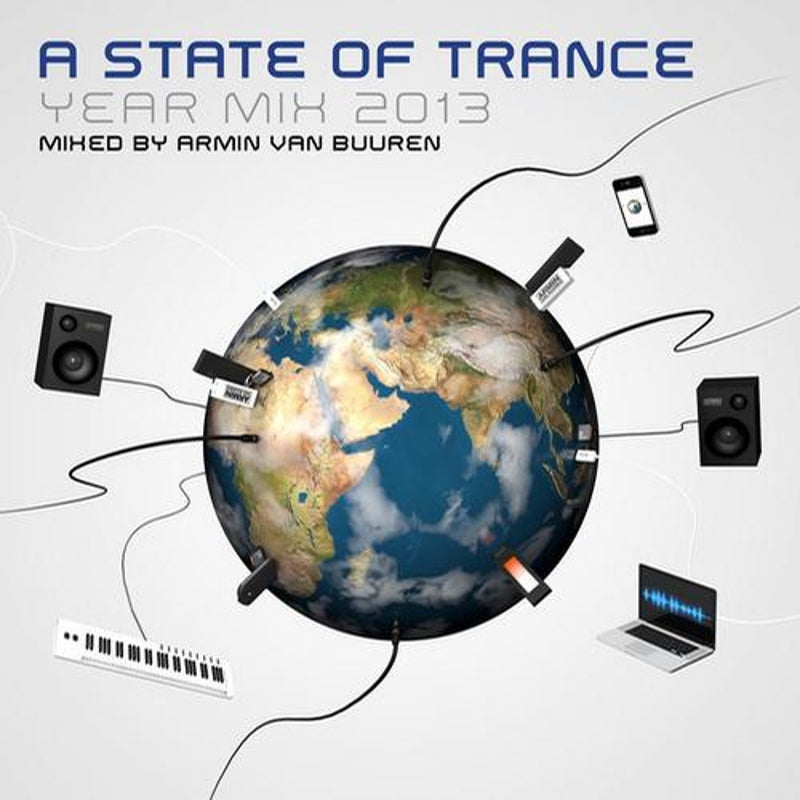 A State Of Trance Year Mix 2013 - Mixed By Armin van Buuren