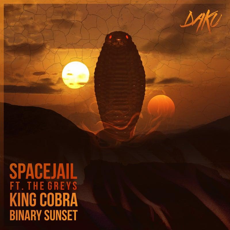 King Cobra / Binary Sunset