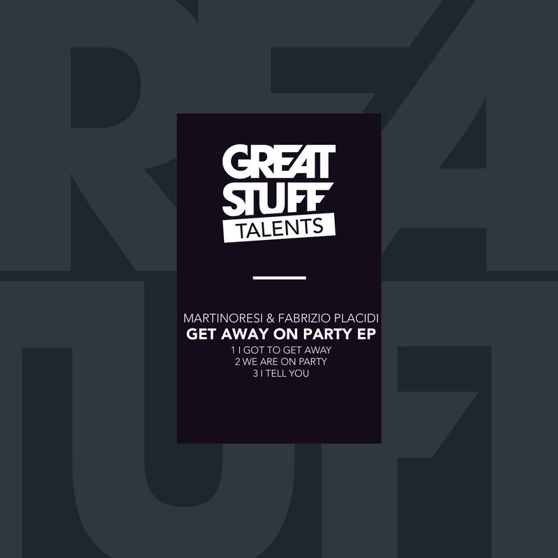 Get Away On Party EP