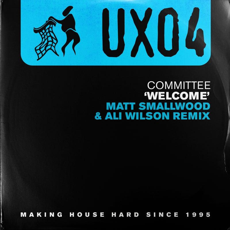 Welcome (Ali Wilson & Matt Smallwood Remix)