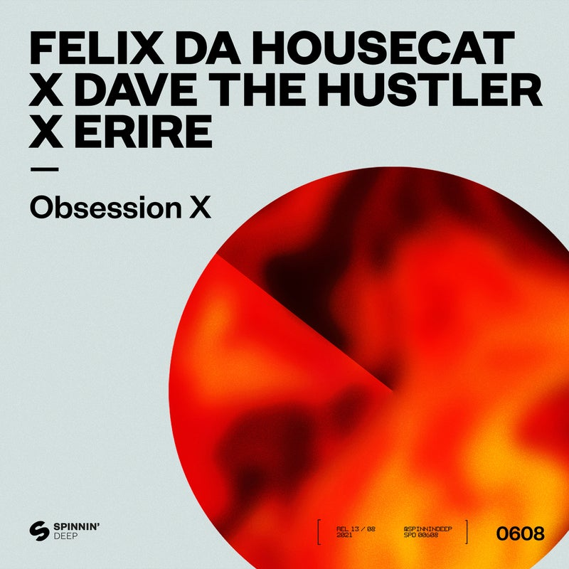 Obsession X (Extended Mix)