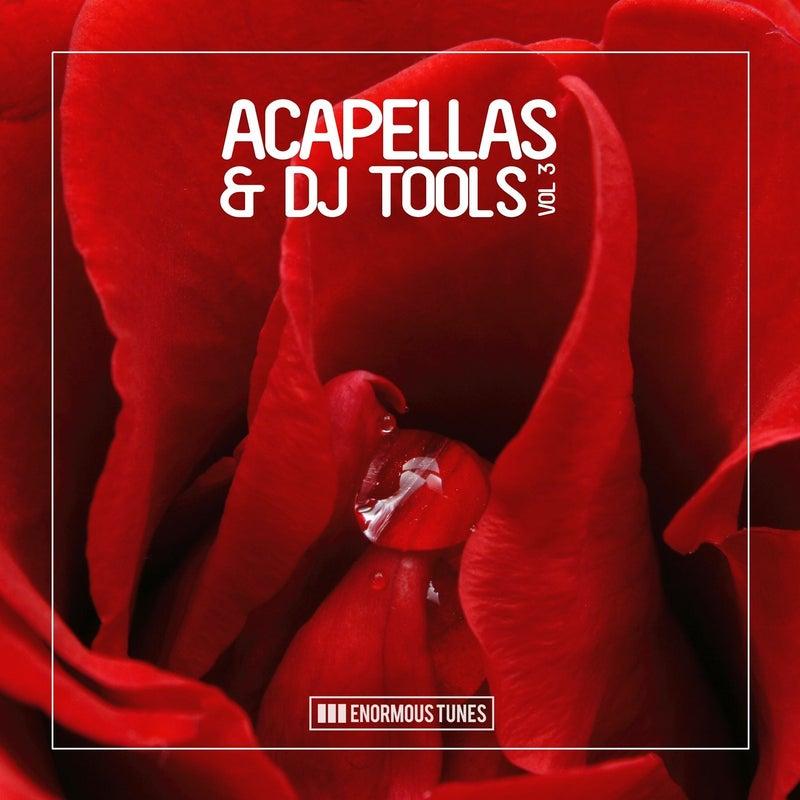 Enormous Tunes - Acapellas & DJ-Tools, Vol. 3