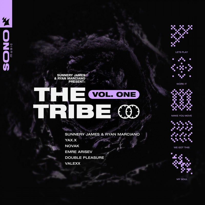 Sunnery James & Ryan Marciano present: The Tribe Vol. One