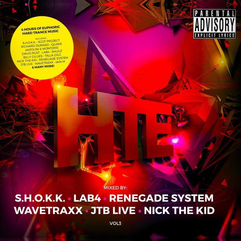 HTE Hard Trance Europe Volume 3