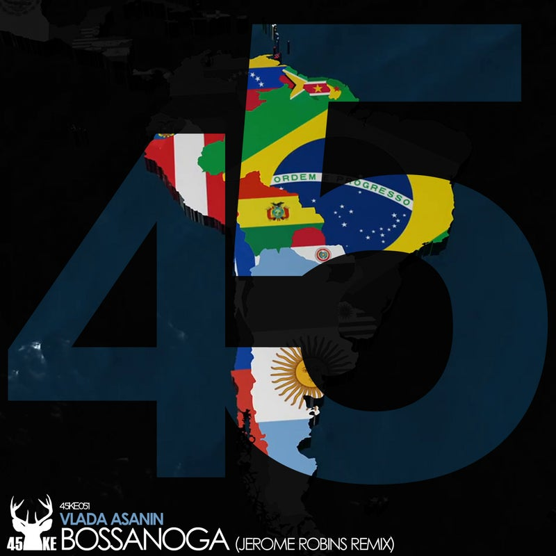 Bossanoga (Jerome Robins Remix)