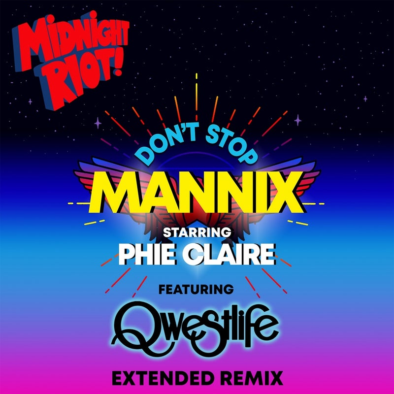 Don't Stop (feat. Phie Claire)