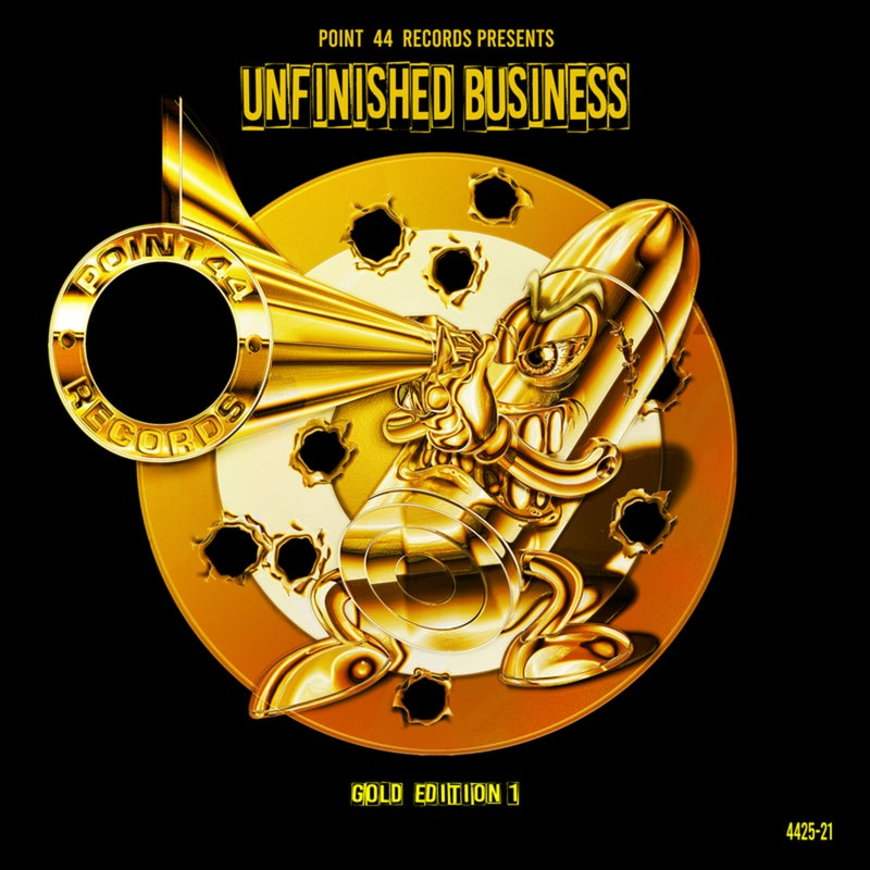 Unfinished Business - Gold 1