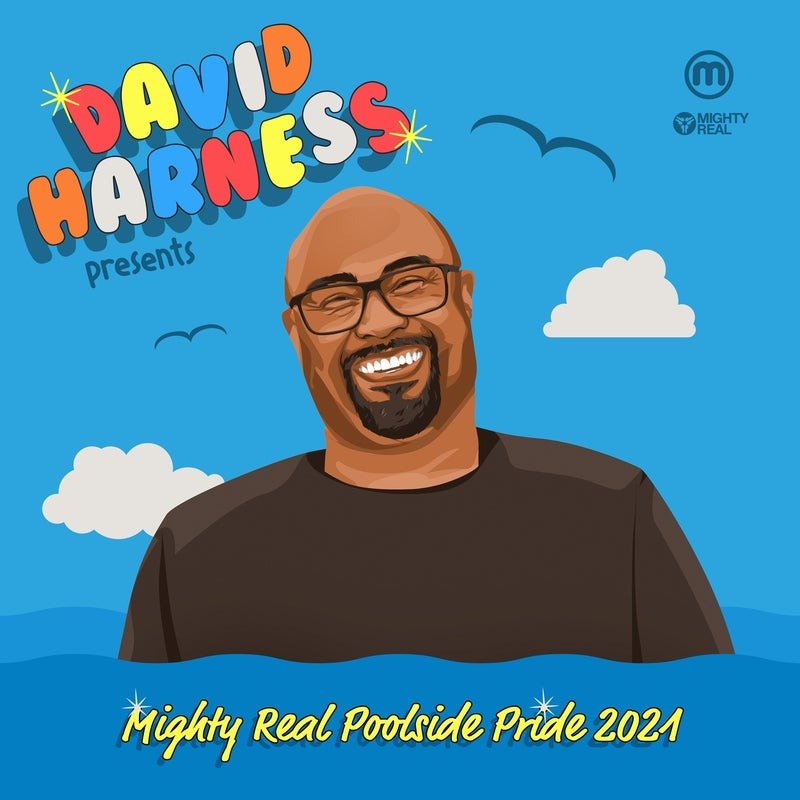 Mighty Real Poolside Pride 2021