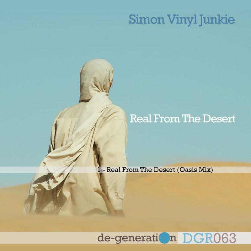 Real From The Desert (Oasis Mix)