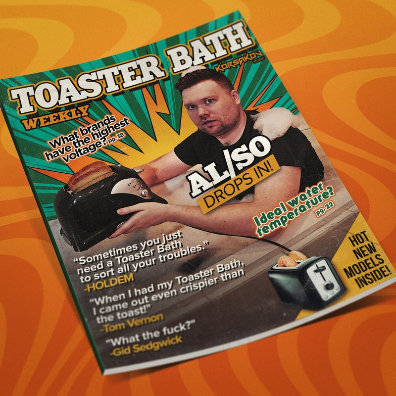 Toaster Bath EP