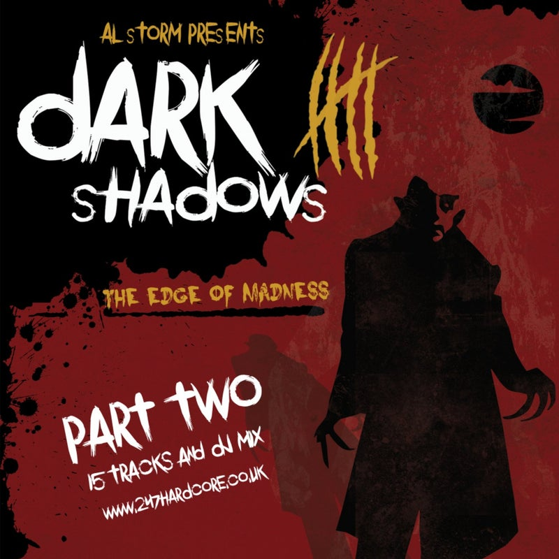 Dark Shadows 5 - The Edge Of Madness. Part Two