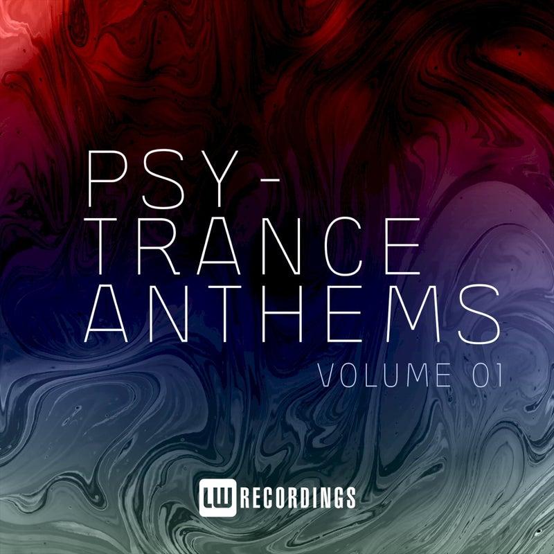 Psy-Trance Anthems, Vol. 01