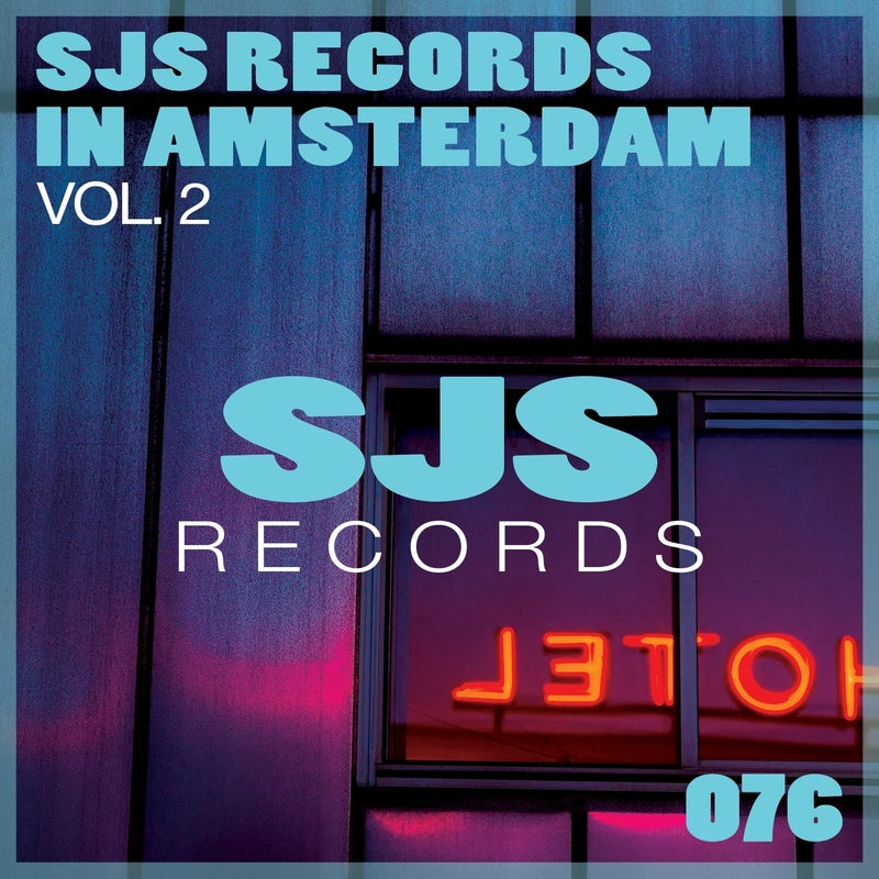Sjs in Amsterdam, Vol. 2