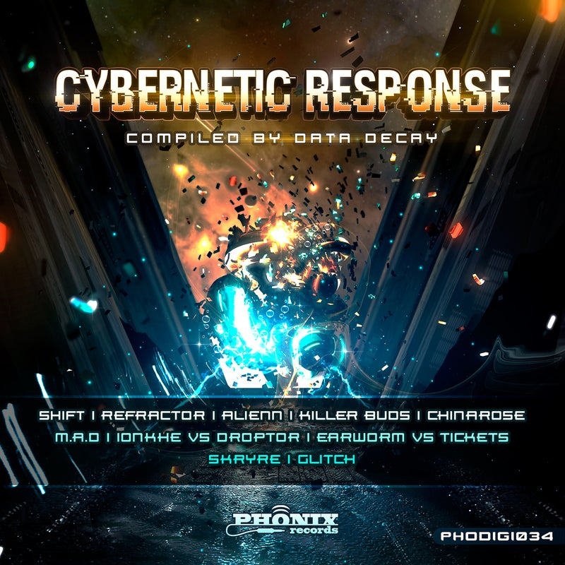 Cybernetic Response Compiled by Data Decay