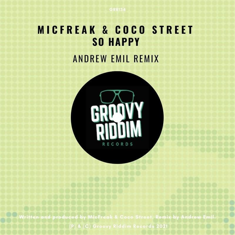 So Happy (Andrew Emil Dreamix)